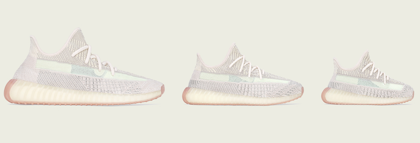 size 40 36816 7381e Exclusive Raffle Access: Yeezy Boost 350 V2 'Citrin ...