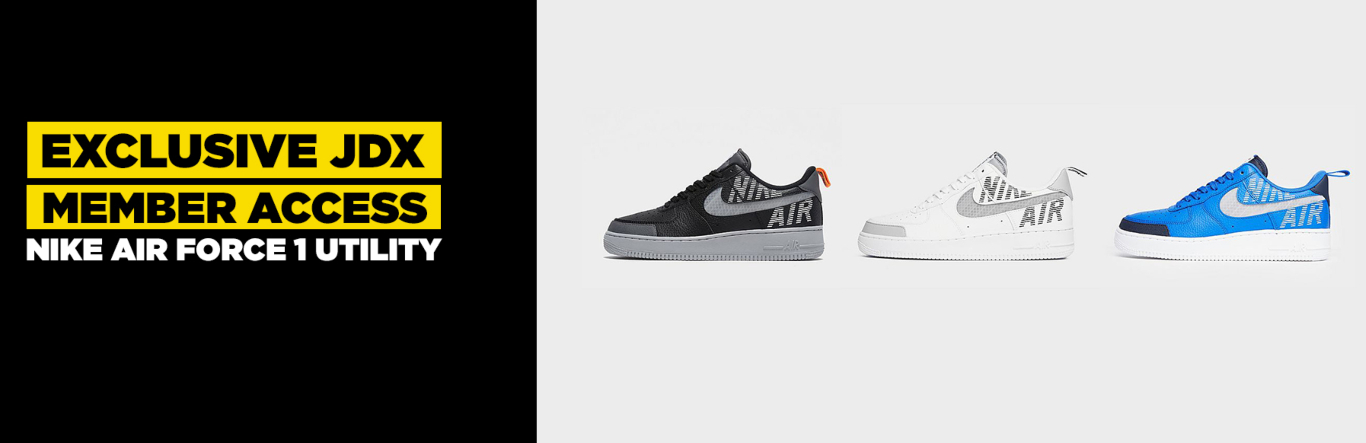 air force 1 utility jdx access