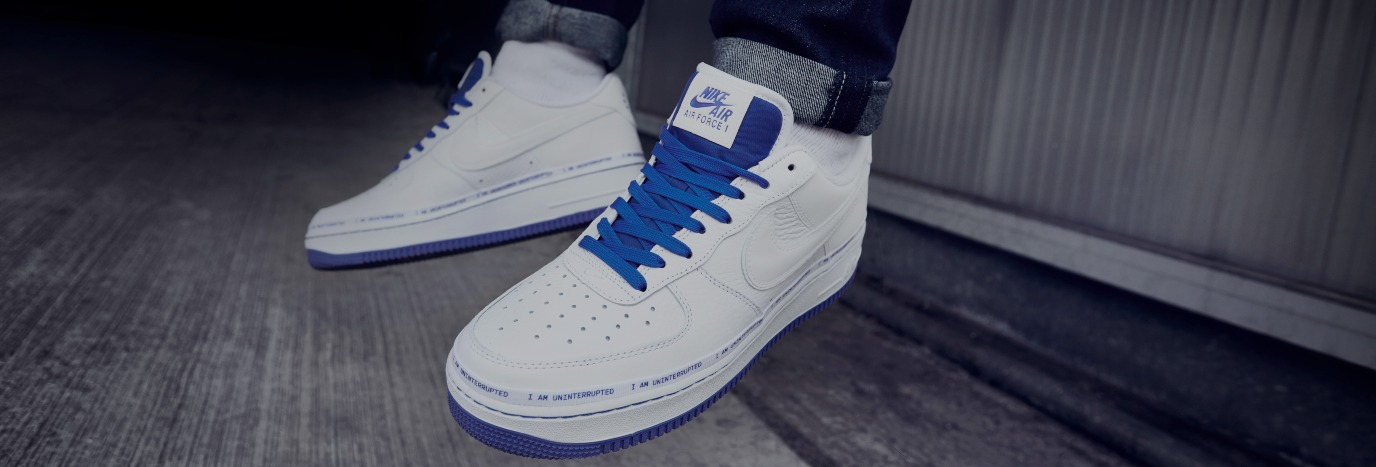 nike air force 1 07 x uninterruoted