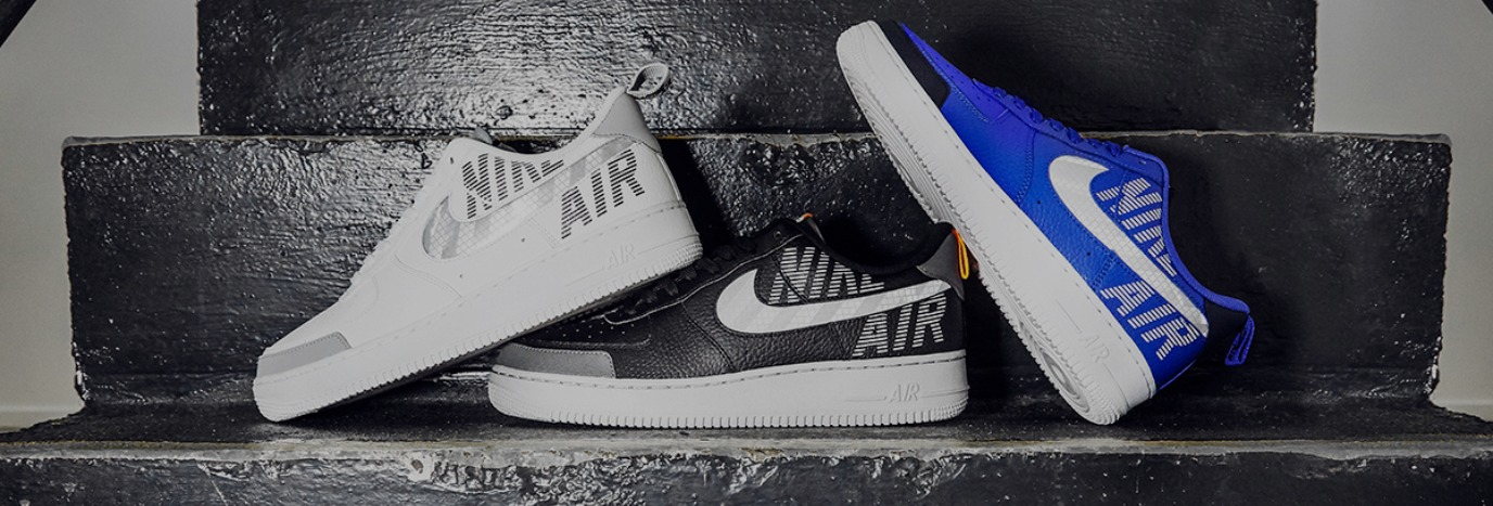 82 Icon Evolves: Air Force 1 Utility