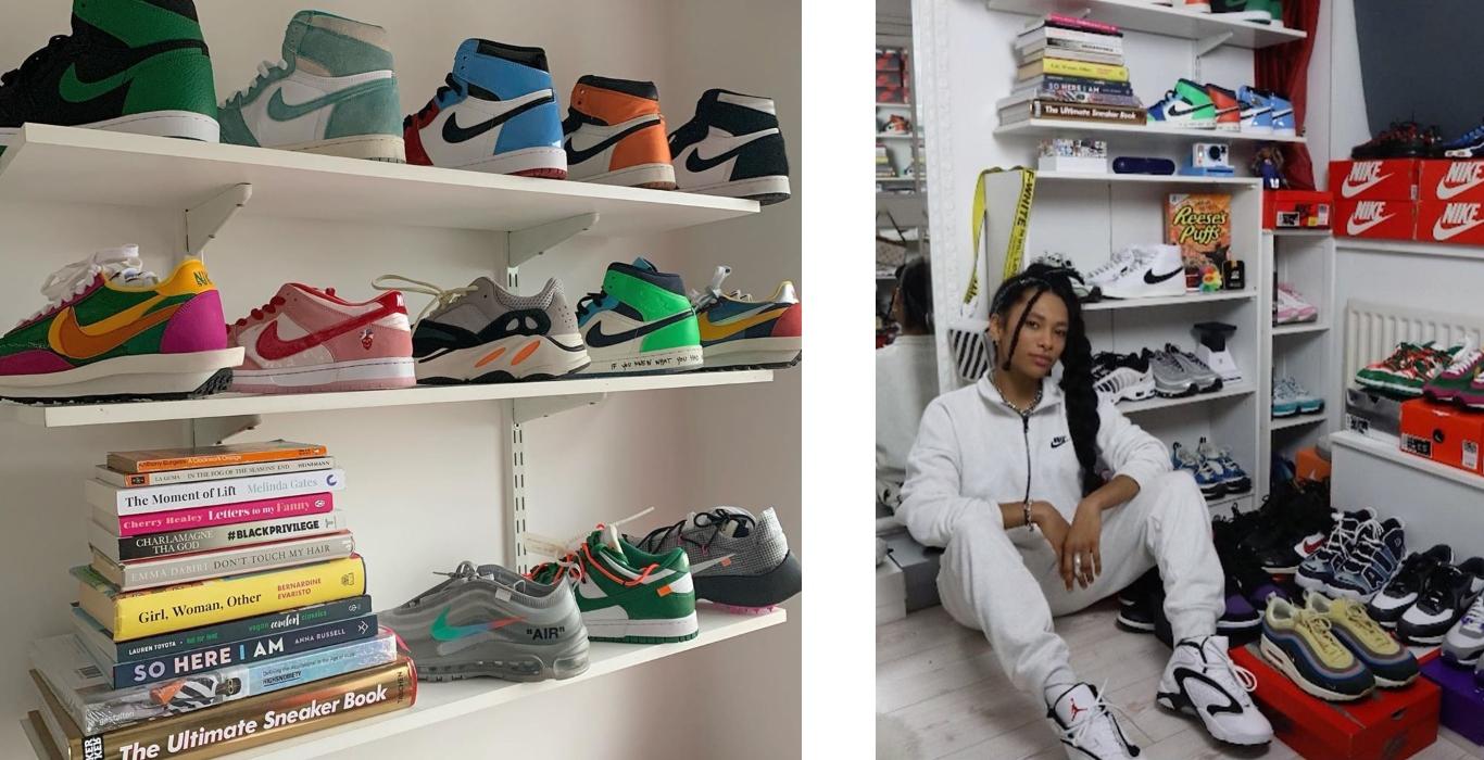 coleção sapatilhas jessy lawrence