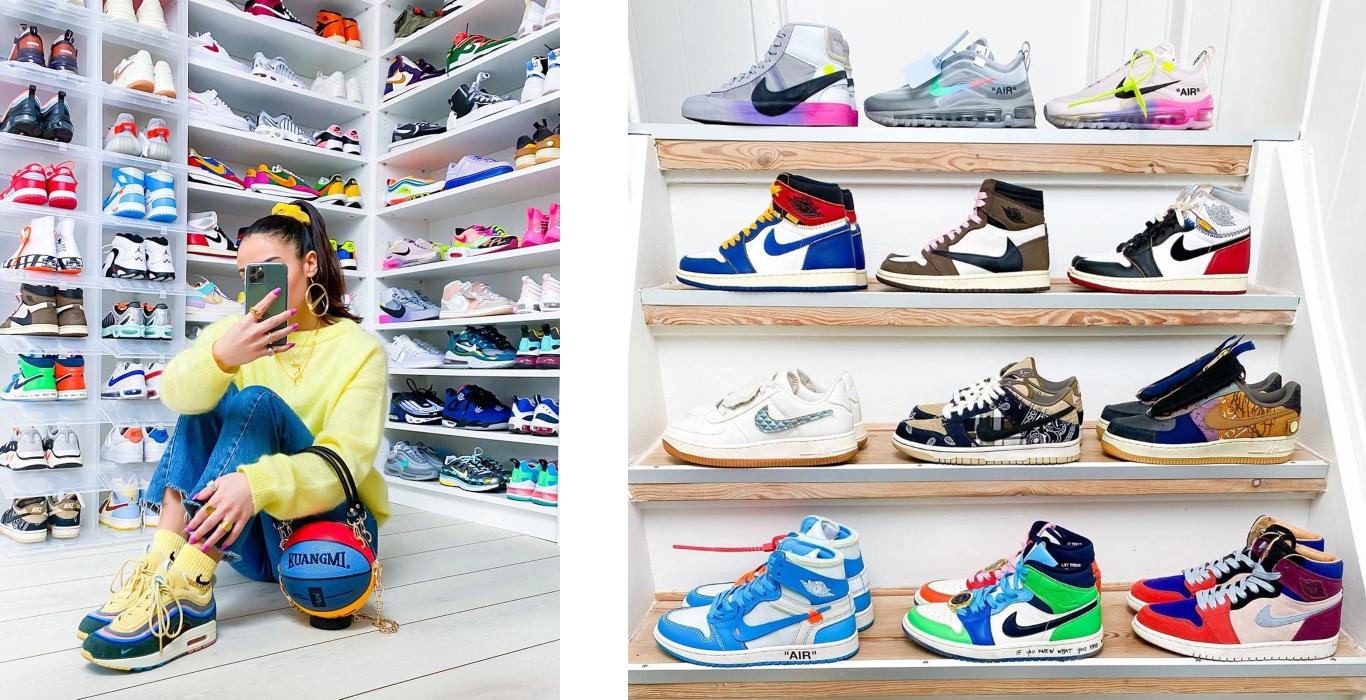 coleção sally sneakers