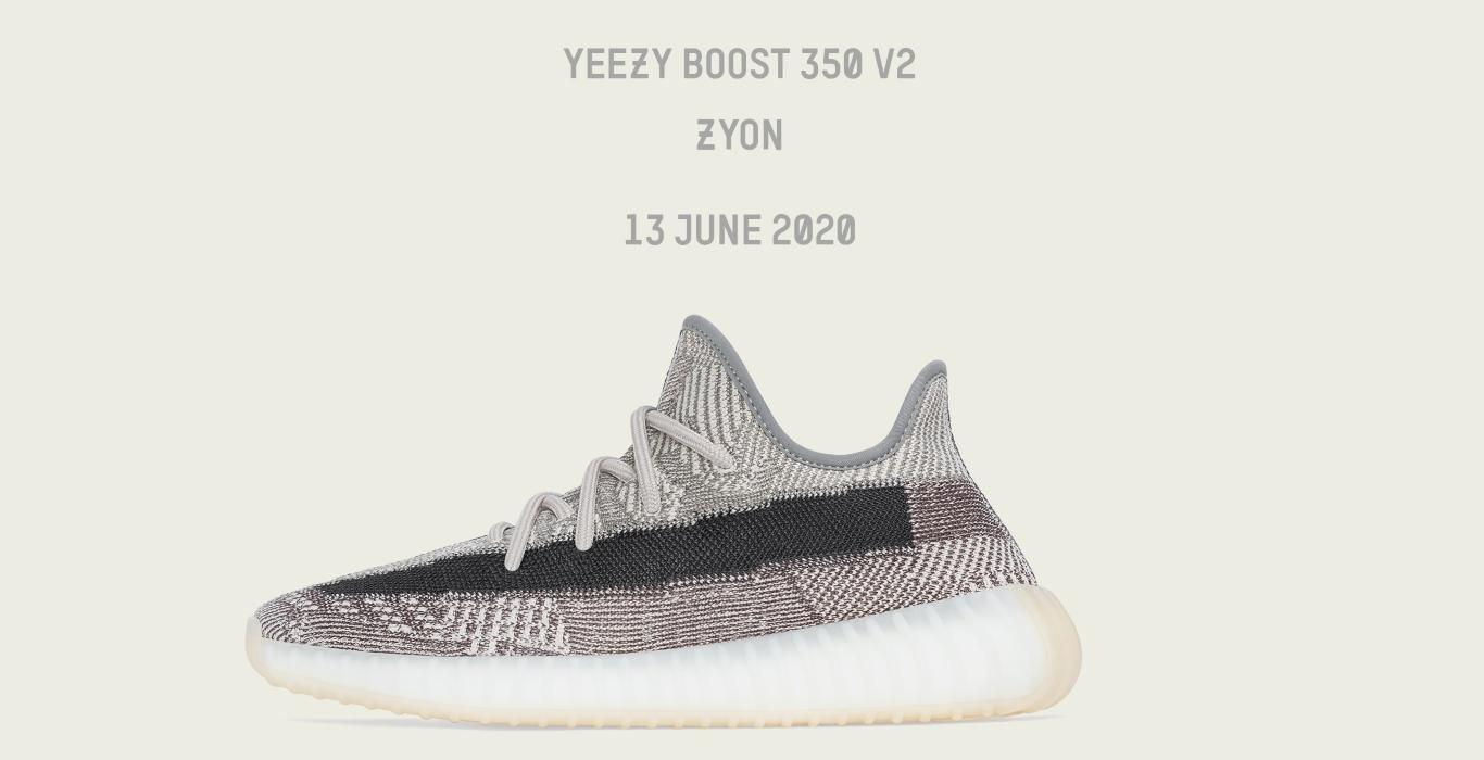 Yeezy Boost 350 V2 'Zyon