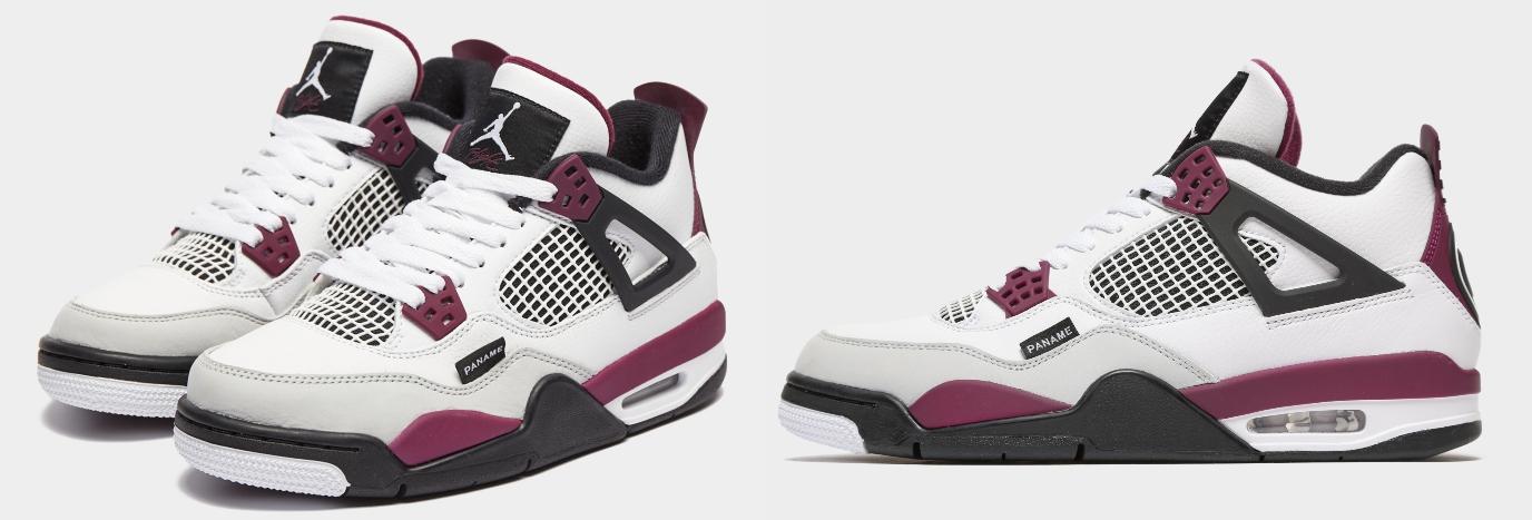 Air Jordan 4 x PSG | JD Official