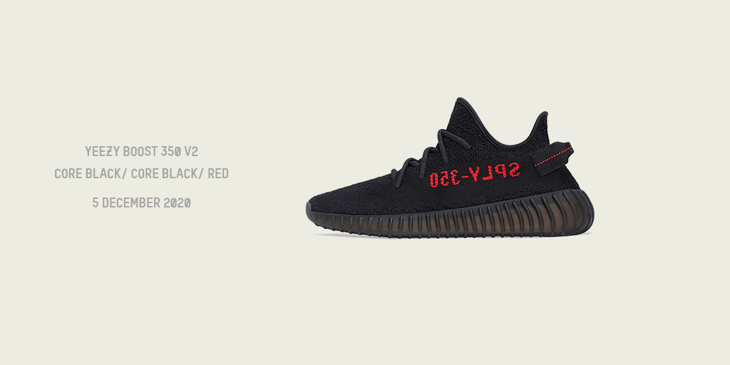 ajo En marcha Pendiente  Exclusive Raffle Access: Yeezy Boost 350 V2 Core Black/Core Black/Red