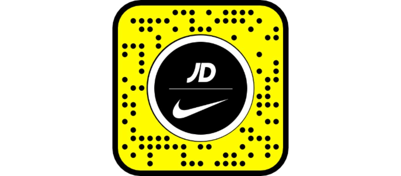 Snapcode Nike Air Max 2021 x JD
